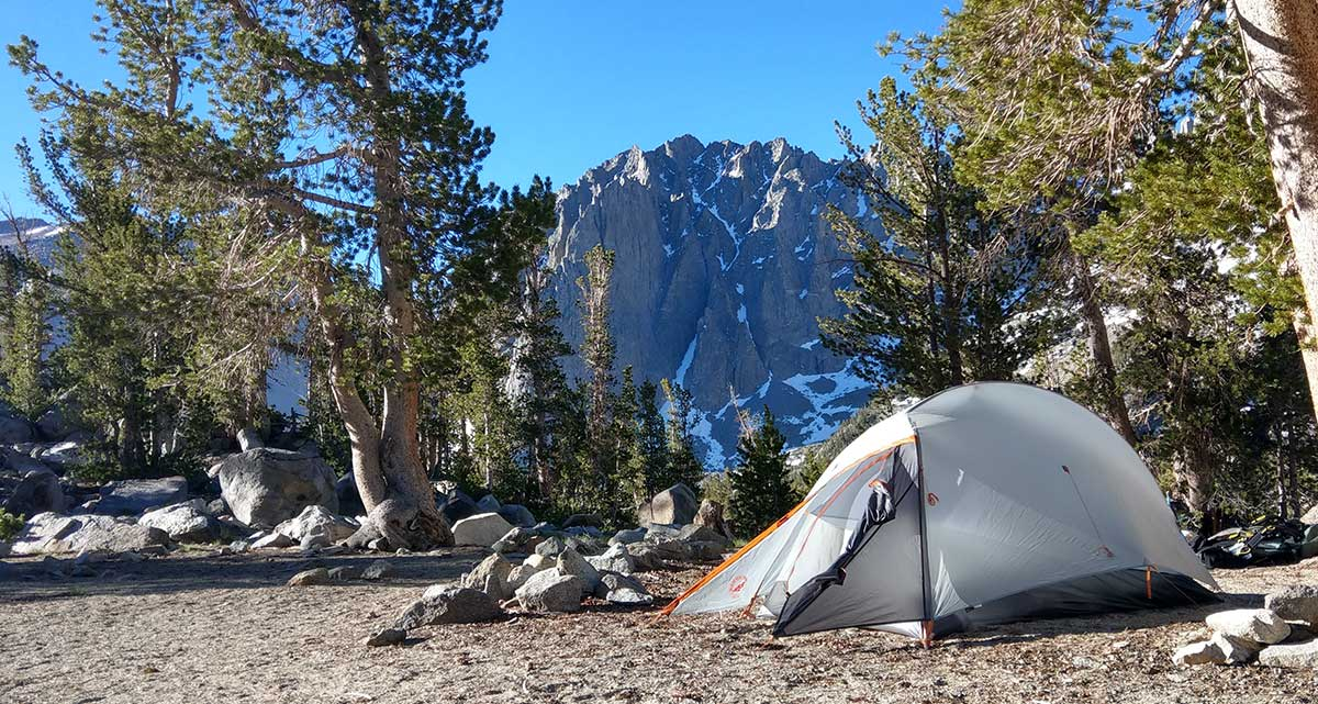 Two Night Backpacking Trip To North Fork Of Big Pine Creek