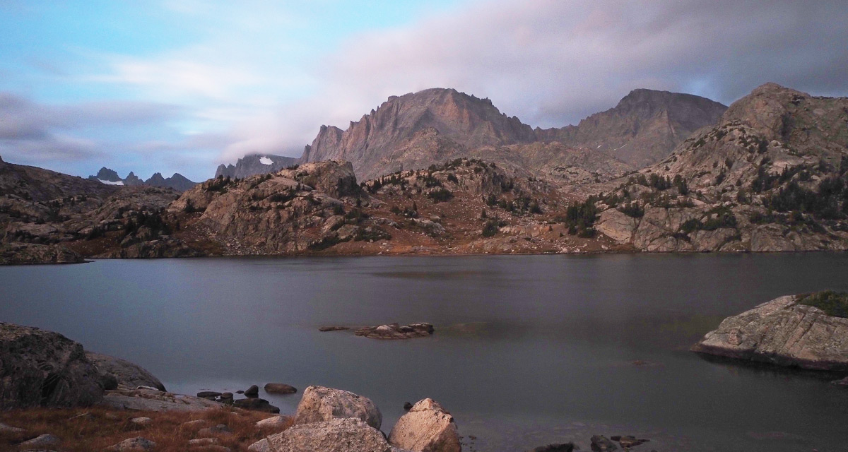 Island Lake – Backpacking in Wyoming